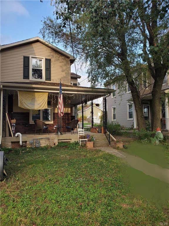 741 2nd, Catasauqua Borough, PA 18032 (MLS #651912) :: Keller Williams Real Estate