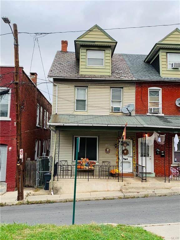 1035 Mechanic Street, Bethlehem City, PA 18015 (MLS #652042) :: Keller Williams Real Estate