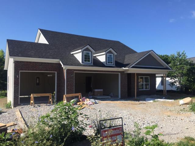 220 Queensway, Nicholasville, KY 40356 (MLS #1715771) :: The Lane Team