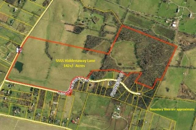 5555 Hiddenaway Lane, Versailles, KY 40383 (MLS #1721025) :: Nick Ratliff Realty Team