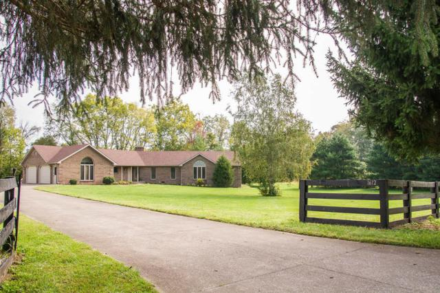 1612 S Benson Road, Frankfort, KY 40601 (MLS #1721313) :: Nick Ratliff Realty Team