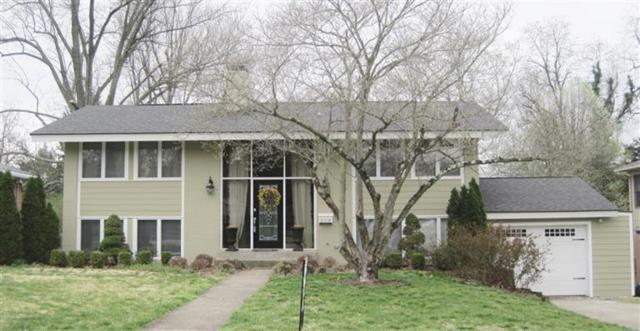 318 Jesselin Drive, Lexington, KY 40503 (MLS #1723162) :: Nick Ratliff Realty Team