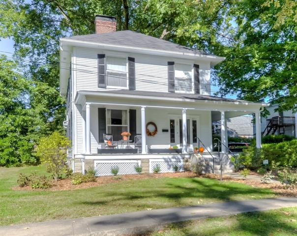 108 W Fourth Street, Frankfort, KY 40601 (MLS #1723522) :: Sarahsold Inc.