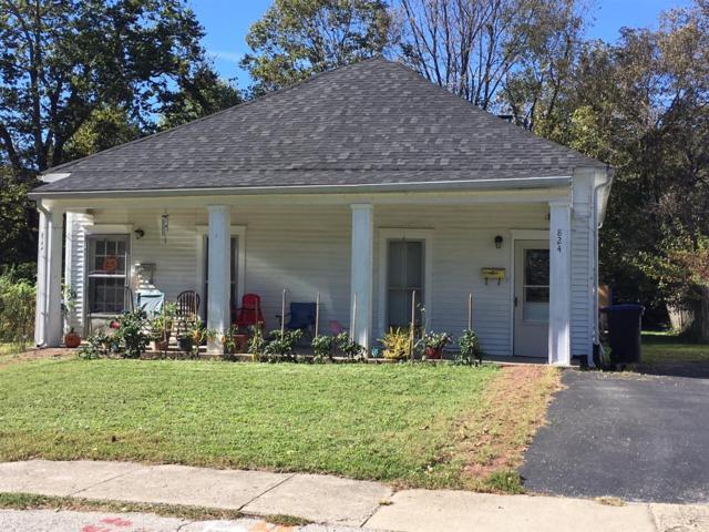 822 Kentucky Avenue, Frankfort, KY 40601 (MLS #1724423) :: Gentry-Jackson & Associates