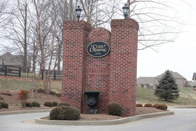109 Morgan Drive, Nicholasville, KY 40356 (MLS #1800302) :: Nick Ratliff Realty Team