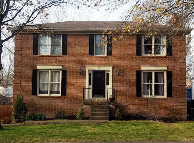 861 Edgewood Drive, Lexington, KY 40515 (MLS #1802558) :: Nick Ratliff Realty Team