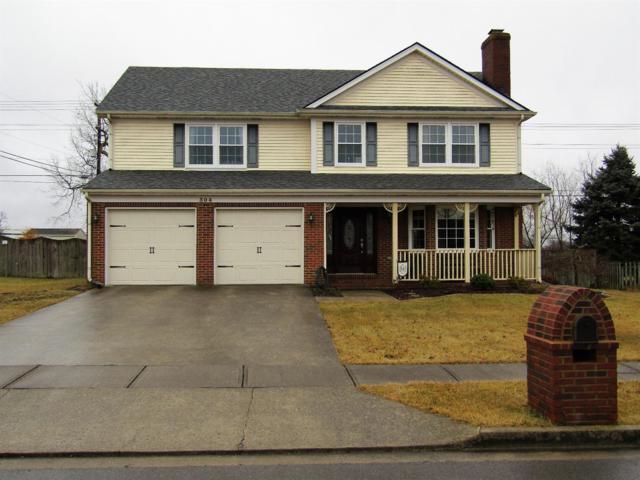 304 Savannah Drive, Nicholasville, KY 40356 (MLS #1802682) :: Nick Ratliff Realty Team