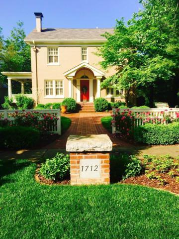 1712 Fairway Drive, Lexington, KY 40502 (MLS #1805683) :: Nick Ratliff Realty Team