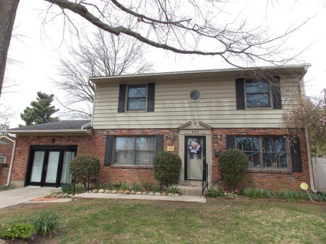 857 Summerville Drive, Lexington, KY 40504 (MLS #1807117) :: Nick Ratliff Realty Team