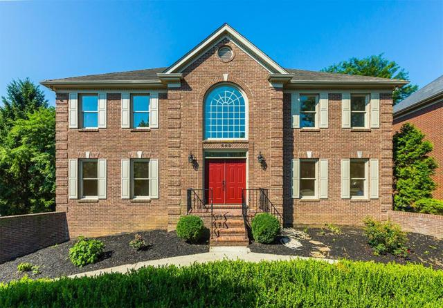602 Gingermill Lane, Lexington, KY 40509 (MLS #1808811) :: Gentry-Jackson & Associates