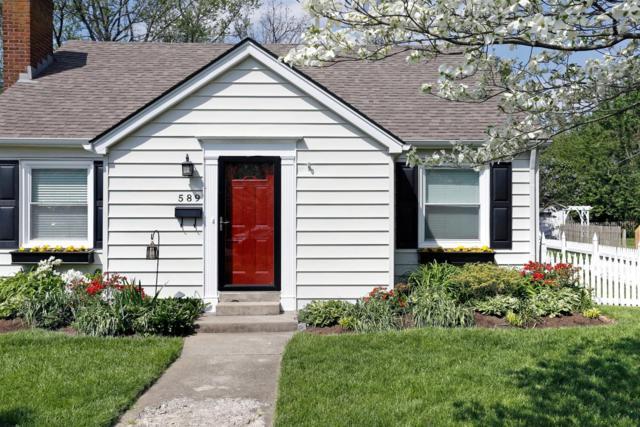 589 Rosemill Drive, Lexington, KY 40503 (MLS #1812224) :: Gentry-Jackson & Associates