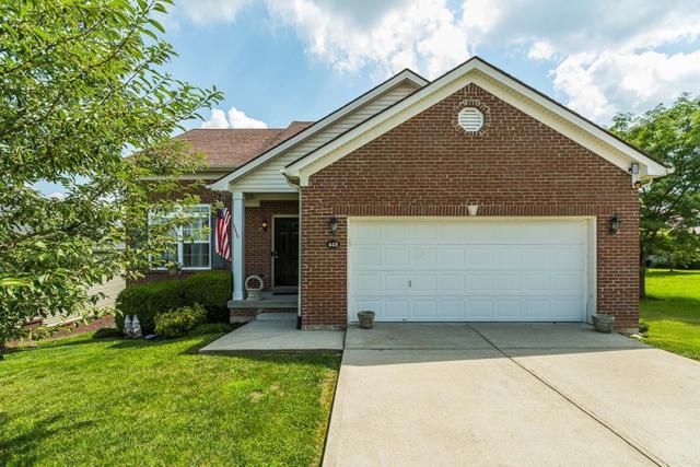 448 Greathouse Drive, Richmond, KY 40475 (MLS #1815346) :: Nick Ratliff Realty Team