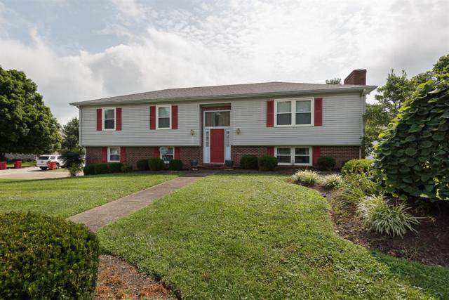 724 W Isaac Shelby Circle, Frankfort, KY 40601 (MLS #1815362) :: Nick Ratliff Realty Team
