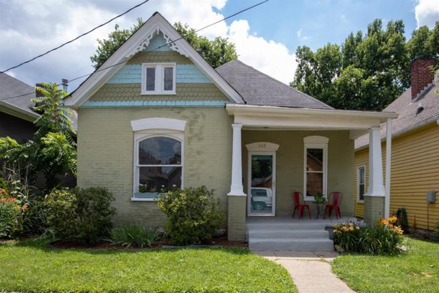 416 Johnson, Lexington, KY 40508 (MLS #1815508) :: Nick Ratliff Realty Team