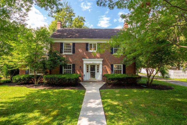 319 Mariemont Drive, Lexington, KY 40505 (MLS #1815915) :: Sarahsold Inc.