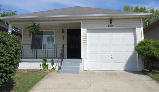 531 Peachtree Street, Nicholasville, KY 40356 (MLS #1816992) :: Nick Ratliff Realty Team