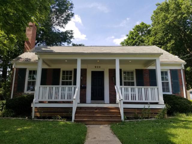 929 Idlewild Court, Lexington, KY 40505 (MLS #1817059) :: Nick Ratliff Realty Team