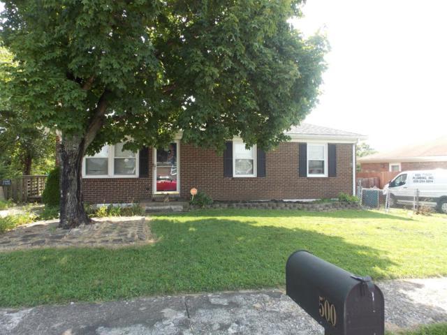 500 Foxwood Drive, Nicholasville, KY 40356 (MLS #1817251) :: Nick Ratliff Realty Team