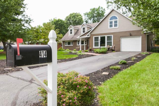 414 Akers Drive, Wilmore, KY 40390 (MLS #1817808) :: Nick Ratliff Realty Team