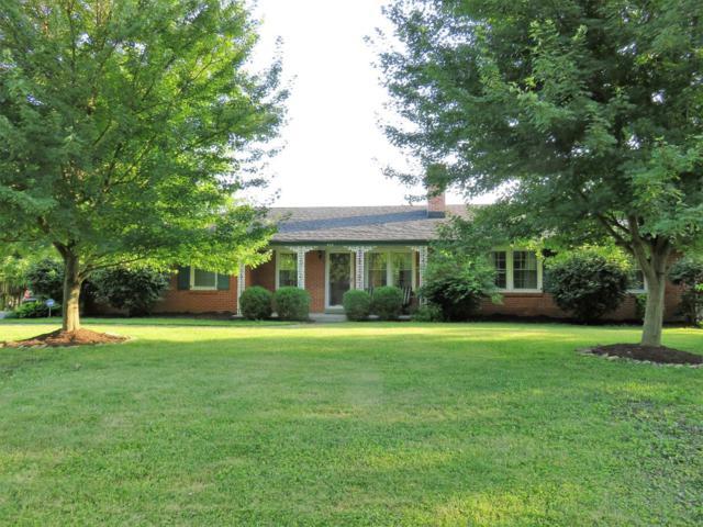 516 Boone Trail, Danville, KY 40422 (MLS #1818130) :: Sarahsold Inc.