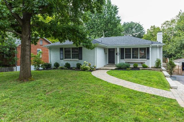 660 Mt. Vernon Drive, Lexington, KY 40502 (MLS #1818324) :: Nick Ratliff Realty Team