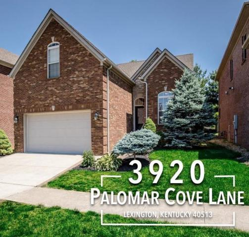 3920 Palomar Cove Lane, Lexington, KY 40513 (MLS #1819177) :: Sarahsold Inc.