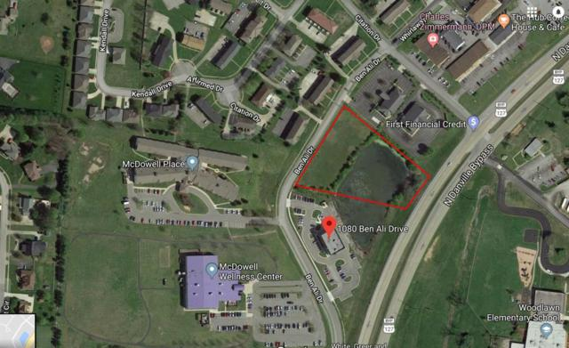 1 Ben Ali Drive, Danville, KY 40422 (MLS #1819604) :: The Lane Team