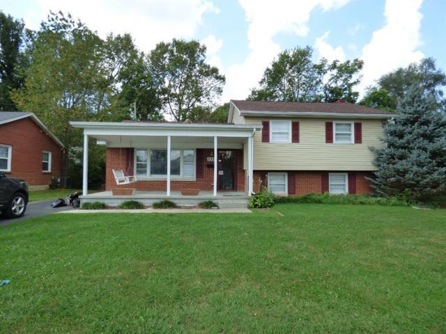 332 Ridgewood Drive, Versailles, KY 40383 (MLS #1820587) :: Sarahsold Inc.