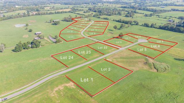 0 Ridgefield Drive Lot 2, Nicholasville, KY 40356 (MLS #1820718) :: Robin Jones Group