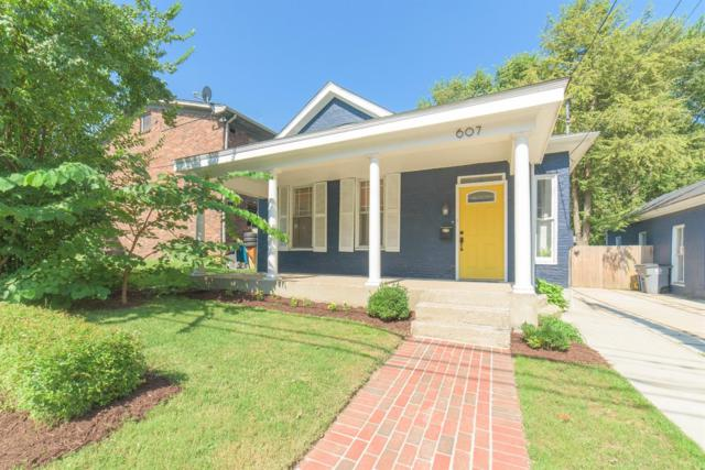607 N Broadway, Lexington, KY 40508 (MLS #1821360) :: Sarahsold Inc.