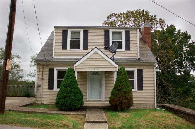 219 Cunningham Avenue, Sadieville, KY 40370 (MLS #1821505) :: Sarahsold Inc.