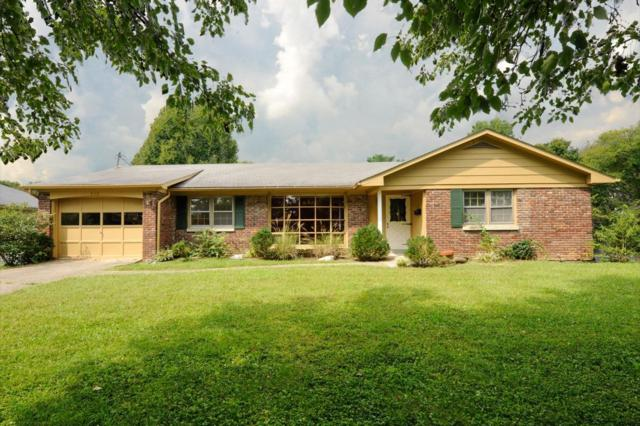 542 Meadow Lane, Versailles, KY 40383 (MLS #1821775) :: The Lane Team