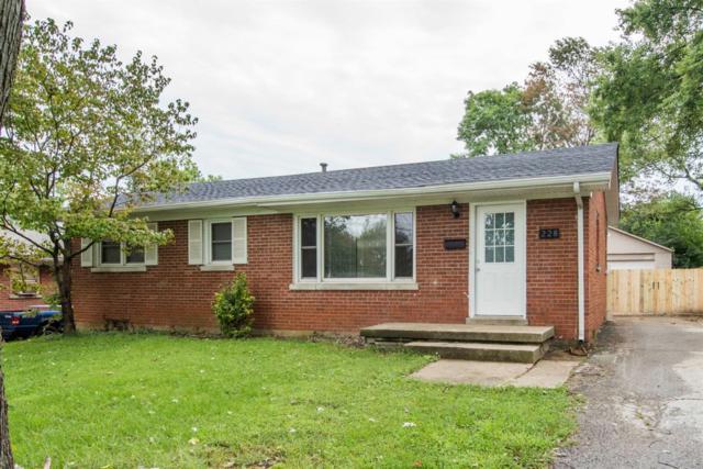 228 Sutton Place, Lexington, KY 40504 (MLS #1821942) :: Gentry-Jackson & Associates