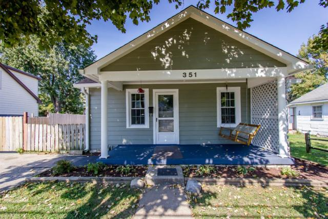 351 Owsley, Lexington, KY 40502 (MLS #1822666) :: Sarahsold Inc.