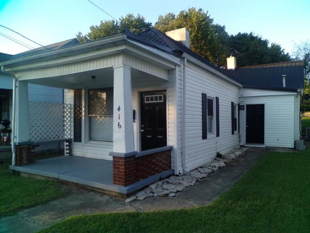 416 Noel Avenue, Frankfort, KY 40601 (MLS #1822795) :: Sarahsold Inc.