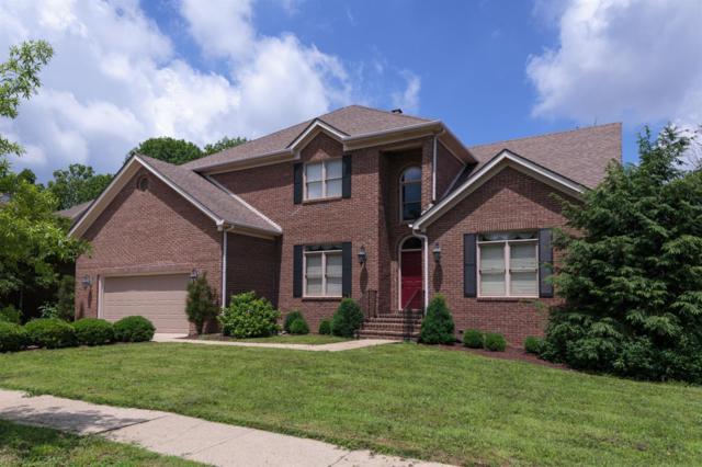687 Mint Hill Lane, Lexington, KY 40509 (MLS #1822979) :: Gentry-Jackson & Associates