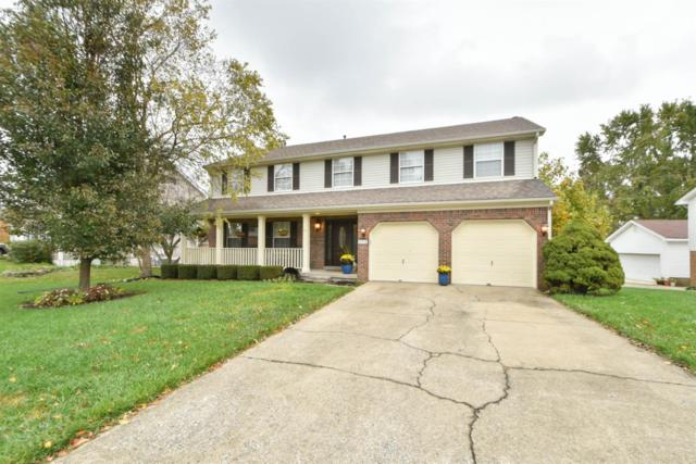 438 Tincher Drive, Versailles, KY 40383 (MLS #1825223) :: The Lane Team