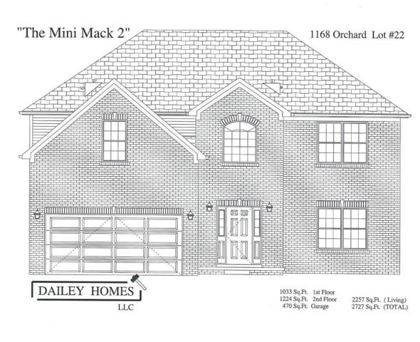 1168 Orchard Drive, Nicholasville, KY 40356 (MLS #1825619) :: The Lane Team