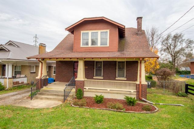 638 E Loudon, Lexington, KY 40505 (MLS #1825872) :: Sarahsold Inc.