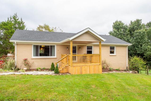 1245 Sugar Creek Pike, Nicholasville, KY 40356 (MLS #1825898) :: Sarahsold Inc.