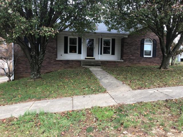 161 Blueridge Drive, Frankfort, KY 40601 (MLS #1825939) :: Sarahsold Inc.