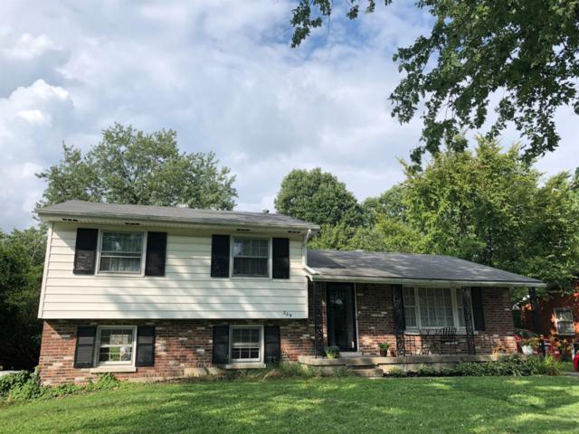 209 Wilson Downing Rd, Lexington, KY 40517 (MLS #1825982) :: Sarahsold Inc.