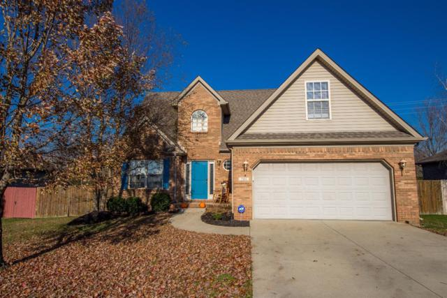 701 Cannonball Drive, Nicholasville, KY 40356 (MLS #1826069) :: The Lane Team
