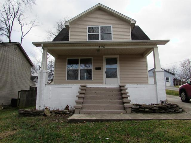 405 Swigert Avenue, Frankfort, KY 40601 (MLS #1826976) :: The Lane Team