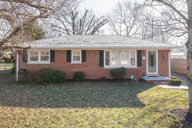 158 Chantilly, Lexington, KY 40504 (MLS #1827279) :: Sarahsold Inc.