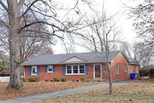 162 Leisure Lane, Lexington, KY 40504 (MLS #1827444) :: Sarahsold Inc.