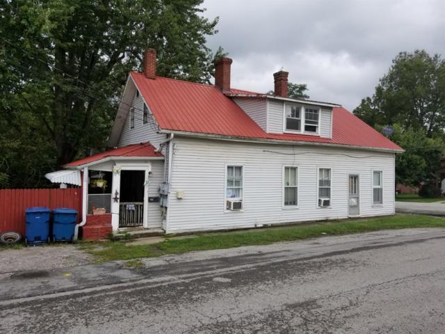 436 Greenville Street, Harrodsburg, KY 40330 (MLS #1827468) :: The Lane Team
