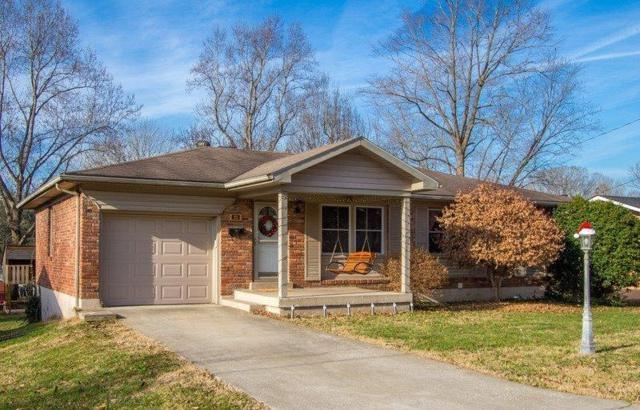 305 Senate Drive, Frankfort, KY 40601 (MLS #1827565) :: The Lane Team