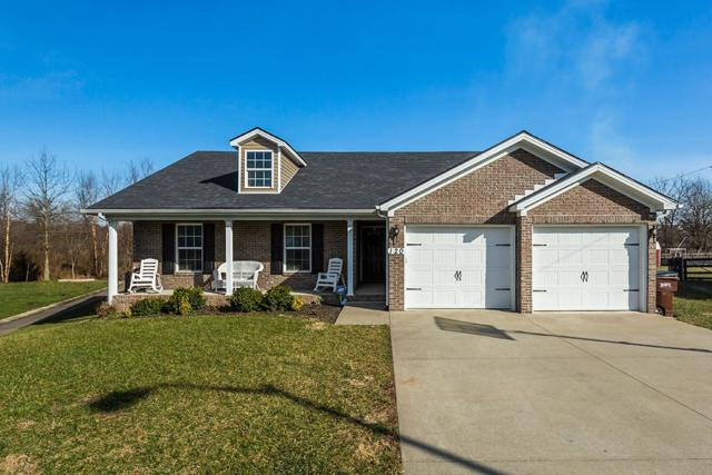 120 Amburgey Circle, Nicholasville, KY 40356 (MLS #1900524) :: The Lane Team