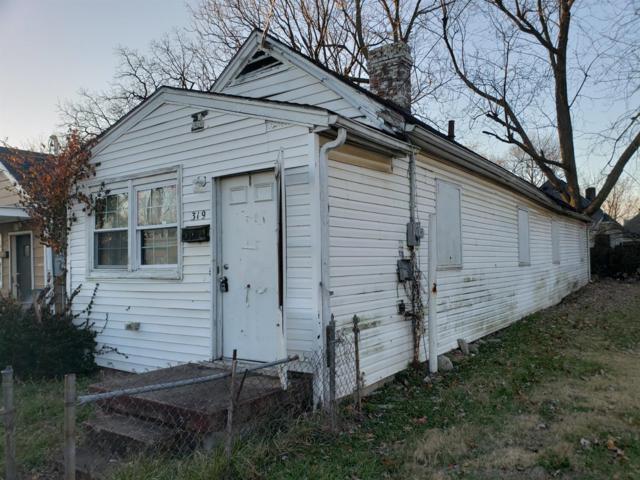 319 Race Street, Lexington, KY 40508 (MLS #1900602) :: Nick Ratliff Realty Team